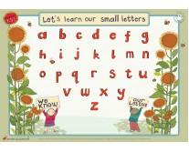 Handwriting for Left Handers (lower case letters)